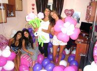 לחגוג יום הולדת עם חברות