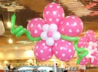 מרכזי שולחן פרחי העונה